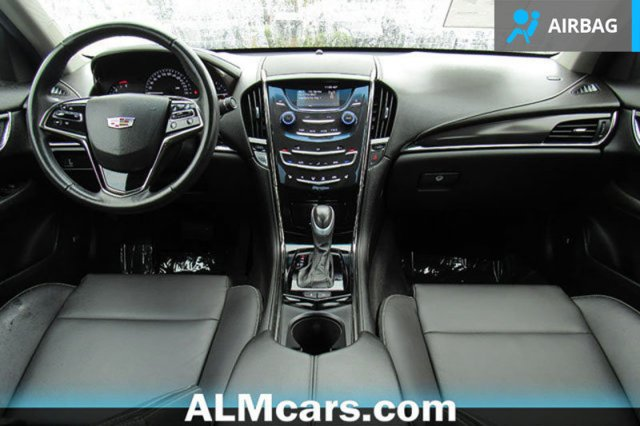 Pre-Owned 2015 Cadillac ATS Sedan Standard RWD