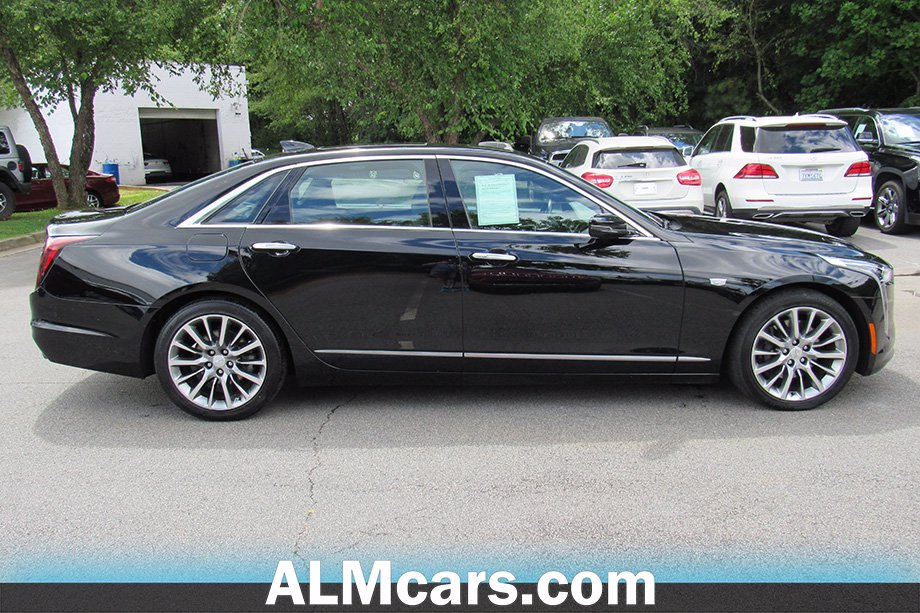 Pre-Owned 2019 Cadillac CT6 Premium Luxury AWD