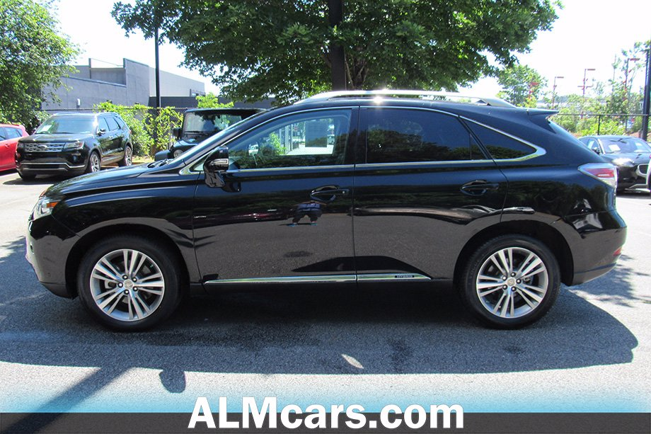 Pre-Owned 2015 Lexus RX 450h Base