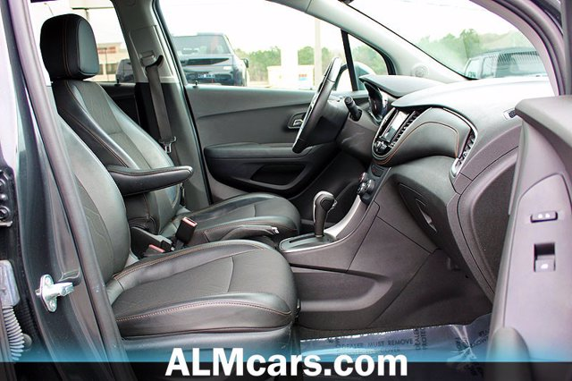 Pre-Owned 2017 Chevrolet Trax LT