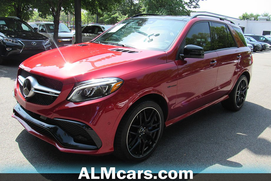 Pre-Owned 2017 Mercedes-Benz GLE AMG® GLE 63