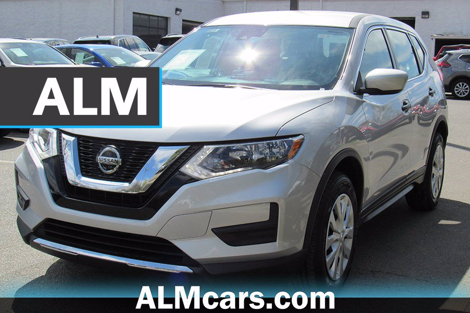 Pre-Owned 2020 Nissan Rogue S