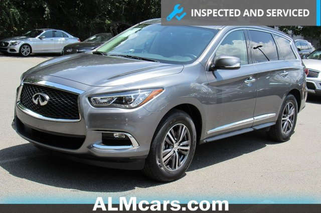 Pre-Owned 2018 INFINITI QX60 Base AWD