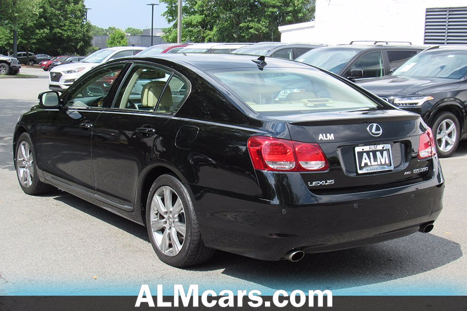 Pre-Owned 2008 Lexus GS 350 Base