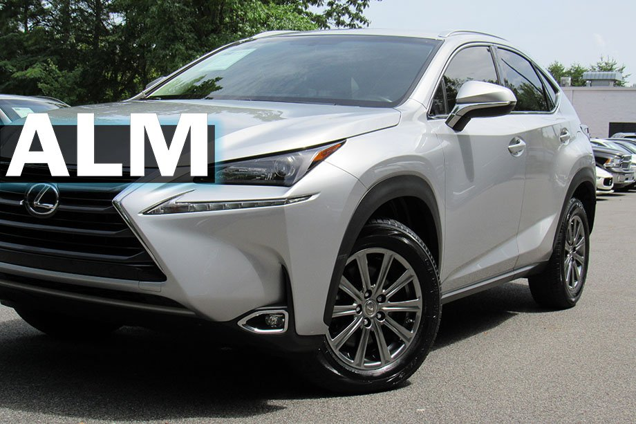 Pre Owned Lexus >> Pre Owned 2017 Lexus Nx Nx Turbo Fwd Sport Utility