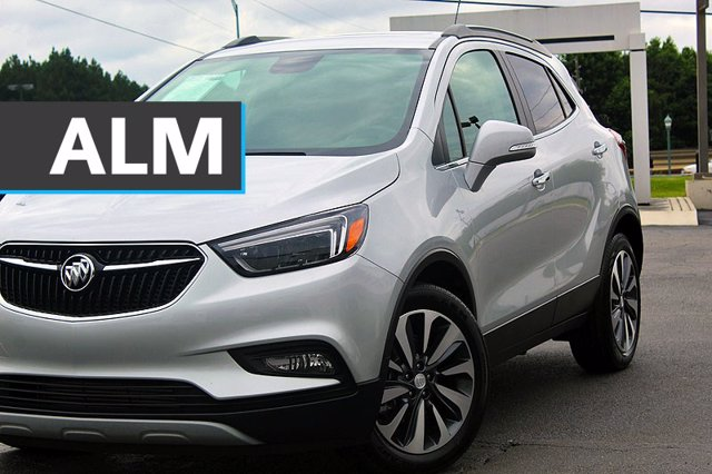 Pre-Owned 2019 Buick Encore Essence