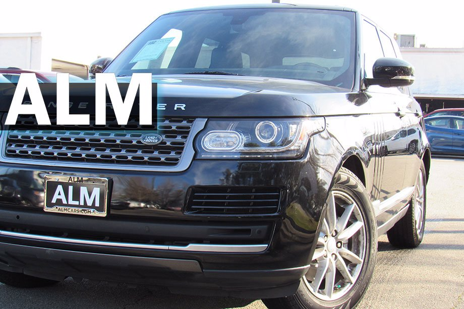 Pre-Owned 2016 Land Rover Range Rover Base
