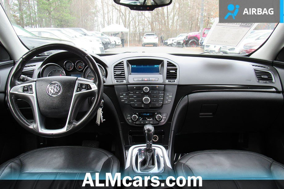 Pre-Owned 2011 Buick Regal CXL RL3