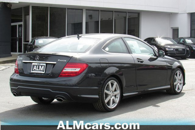 Pre-Owned 2014 Mercedes-Benz C-Class C 350