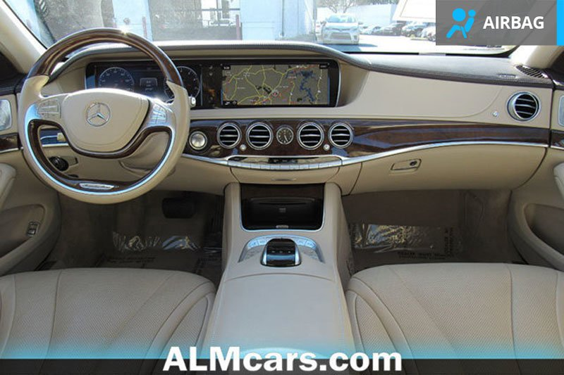 Pre-Owned 2015 Mercedes-Benz S-Class S 550