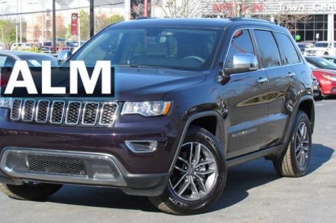 Pre-Owned 2019 Jeep Grand Cherokee Limited RWD Sport Utility