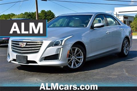 Pre-Owned 2019 Cadillac CTS 3.6L Luxury With Navigation