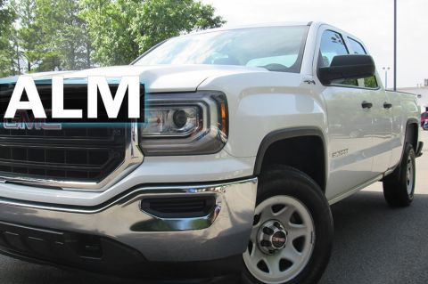 Pre-Owned 2016 GMC Sierra 1500 Base 4WD