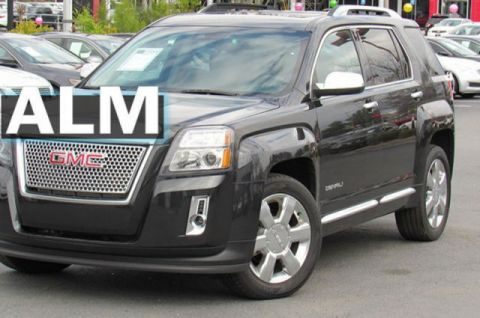 Pre-Owned 2015 GMC Terrain Denali With Navigation & AWD