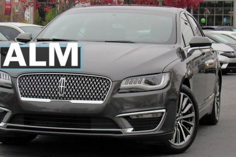Pre-Owned 2017 Lincoln MKZ Premiere FWD 4dr Car