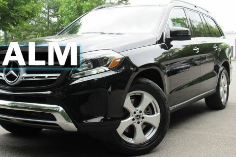 Pre-Owned 2018 Mercedes-Benz GLS GLS 450 AWD 4MATIC®