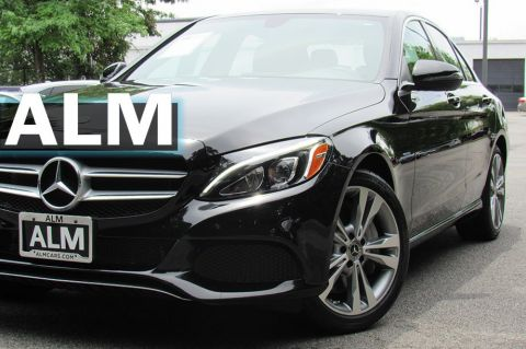 Pre-Owned 2018 Mercedes-Benz C-Class C 350e RWD 4dr Car