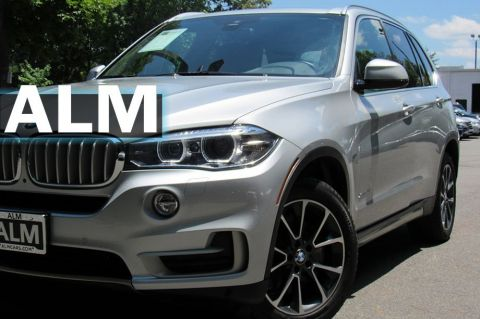 Pre-Owned 2017 BMW X5 xDrive50i With Navigation & AWD