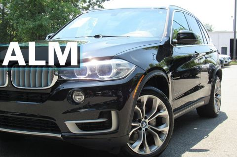 Pre-Owned 2017 BMW X5 xDrive40e iPerformance With Navigation & AWD