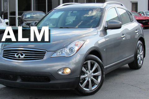 Pre-Owned 2015 INFINITI QX50 Base