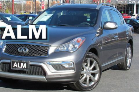 Pre-Owned 2016 INFINITI QX50 Base With Navigation & AWD