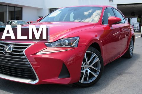 Pre-Owned 2018 Lexus IS IS 300