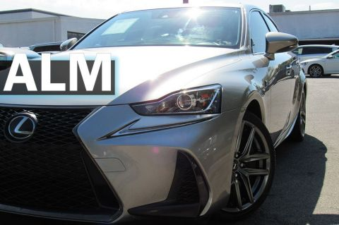 Pre-Owned 2017 Lexus IS IS Turbo F Sport