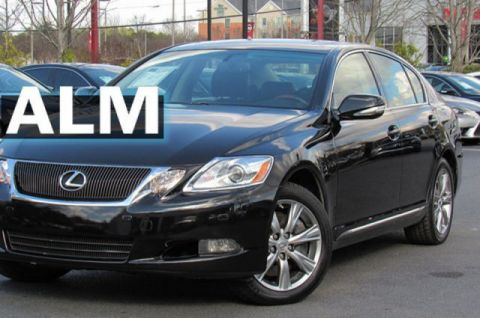 Pre-Owned 2011 Lexus GS 350 Base AWD