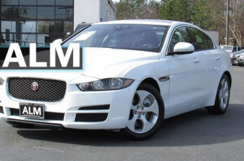 Pre-Owned 2017 Jaguar XE 25t RWD 4dr Car