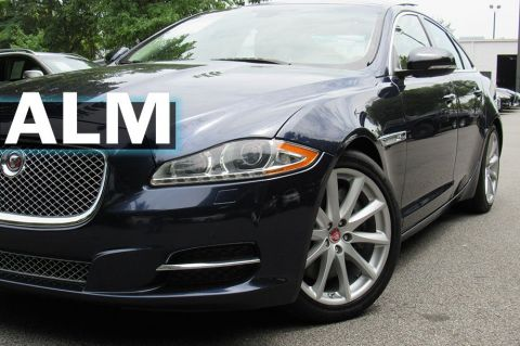 Pre-Owned 2015 Jaguar XJ Base With Navigation