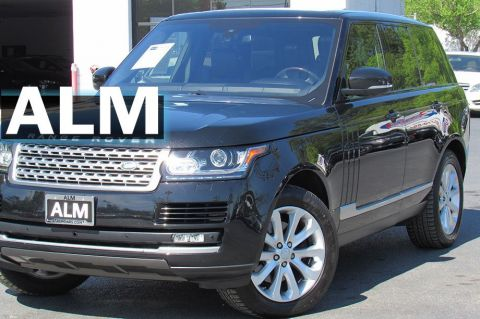 Pre-Owned 2016 Land Rover Range Rover Diesel HSE With Navigation & 4WD