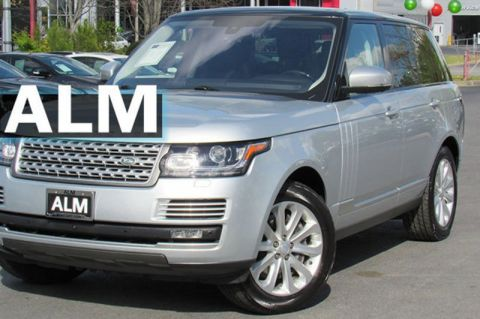 Pre-Owned 2016 Land Rover Range Rover HSE With Navigation & 4WD