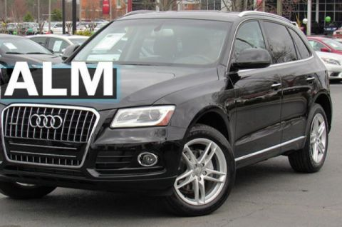Pre-Owned 2017 Audi Q5 Premium Plus AWD