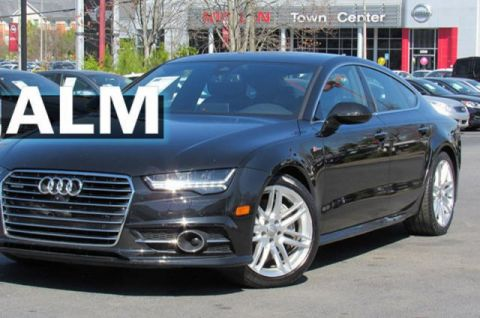 Pre-Owned 2016 Audi A7 3.0 Premium Plus AWD