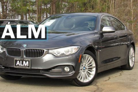 Pre-Owned 2015 BMW 4 Series 428i xDrive AWD