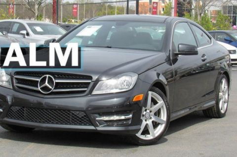 Pre-Owned 2014 Mercedes-Benz C-Class C 350 AWD 4MATIC®
