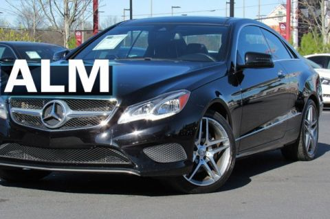 Pre-Owned 2015 Mercedes-Benz E-Class E 400 AWD 4MATIC®