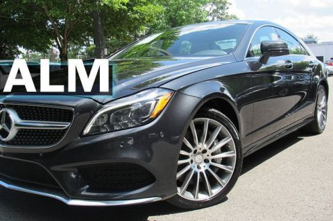 Pre-Owned 2016 Mercedes-Benz CLS CLS 550 AWD 4MATIC®