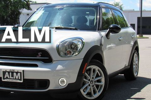 Pre-Owned 2016 MINI Cooper Countryman S FWD Sport Utility